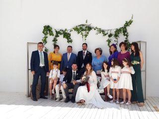La boda de José Cruz y Virgina 2