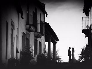 La boda de Teresa y Abel