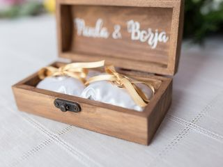 La boda de Paula y Borja 1