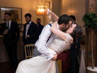 La boda de Paula y Borja