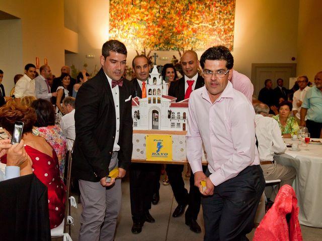 La boda de Jose Luis y Sandra en Madrona, Segovia 35