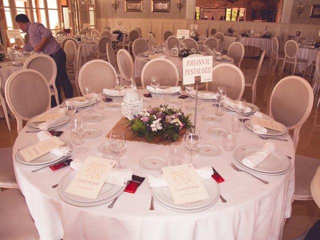 La boda de David y Conchi en Teo, A Coruña 9