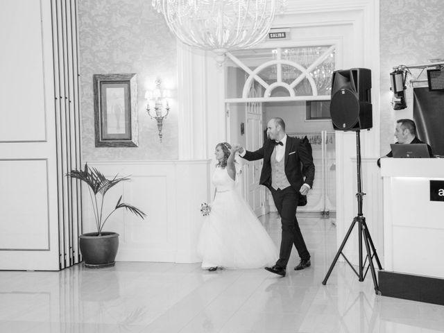 La boda de David y Conchi en Teo, A Coruña 20