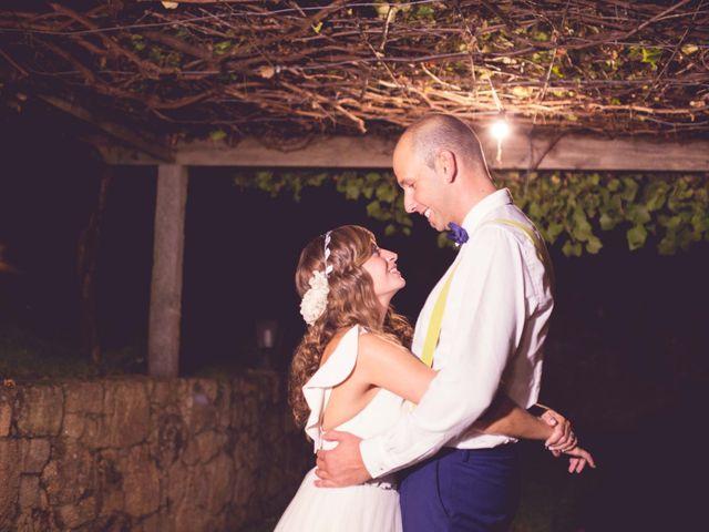 La boda de David y Conchi en Teo, A Coruña 21