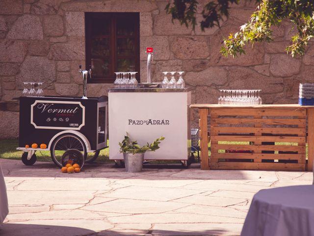 La boda de David y Conchi en Teo, A Coruña 25