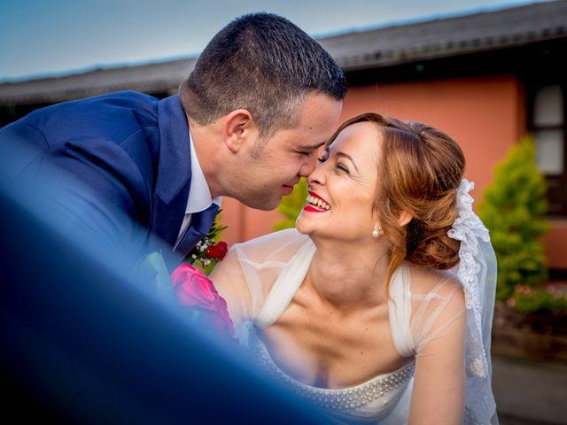 La boda de Javi y Patri en Oviedo, Asturias 16