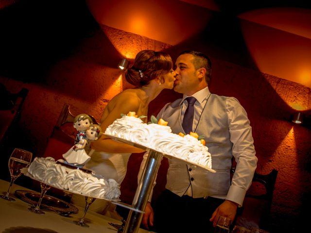 La boda de Javi y Patri en Oviedo, Asturias 35