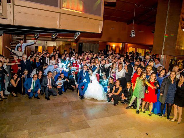 La boda de Javi y Patri en Oviedo, Asturias 42