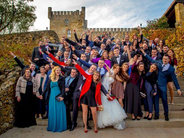 La boda de Javi y Patri en Oviedo, Asturias 44