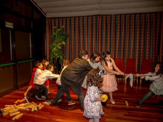 La boda de Javi y Patri en Oviedo, Asturias 45