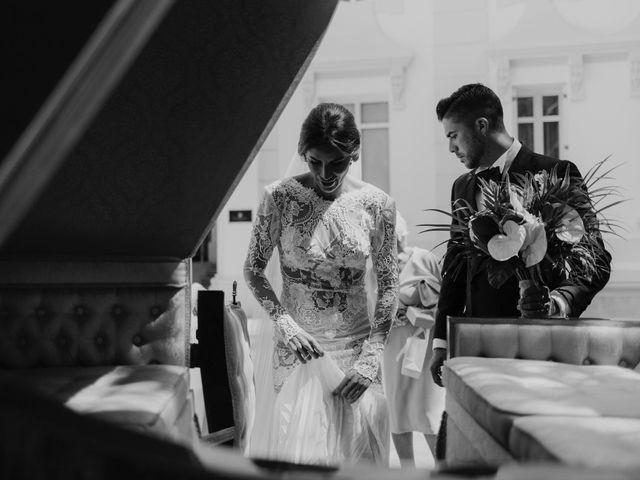 La boda de Pedro y Vanessa en Marbella, Málaga 17