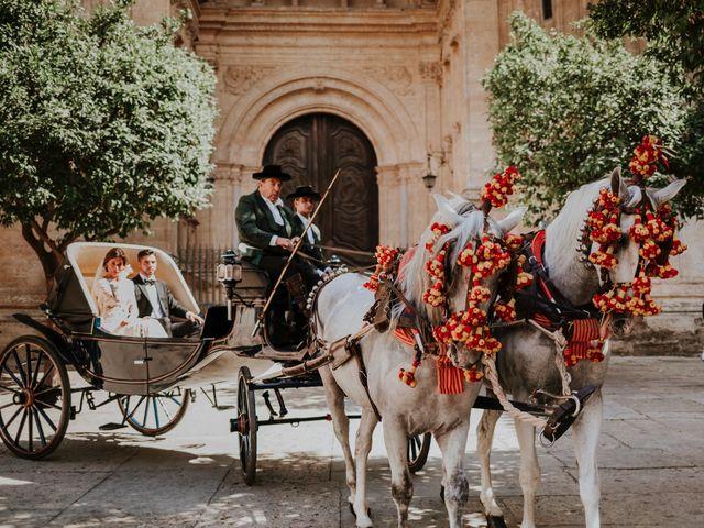 La boda de Pedro y Vanessa en Marbella, Málaga 29