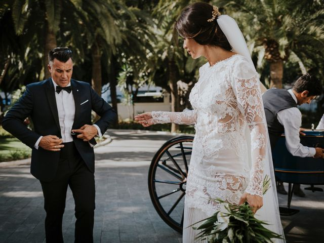La boda de Pedro y Vanessa en Marbella, Málaga 49