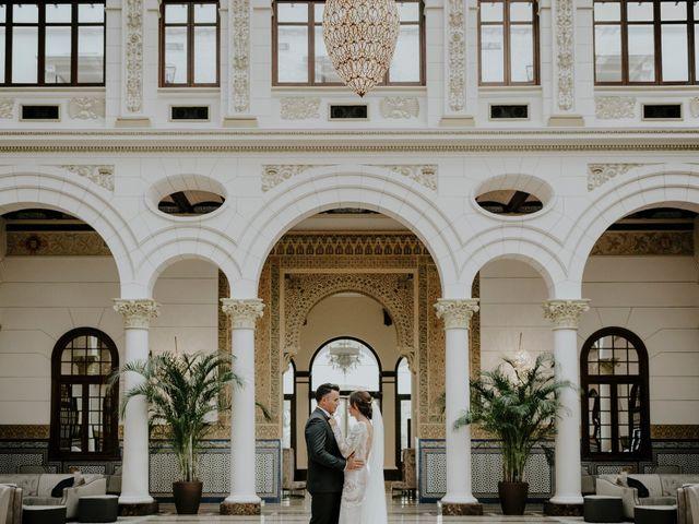 La boda de Pedro y Vanessa en Marbella, Málaga 51