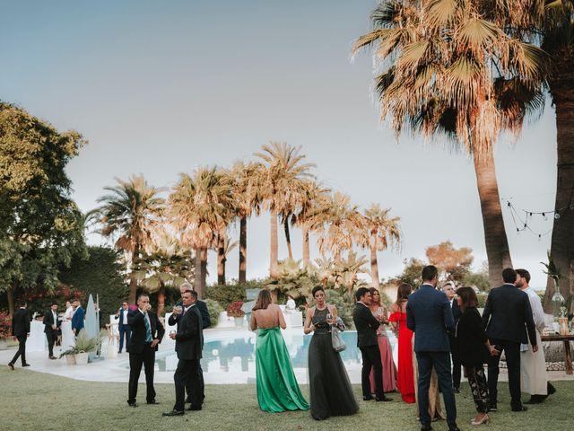 La boda de Pedro y Vanessa en Marbella, Málaga 61