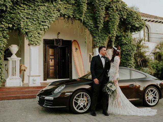 La boda de Pedro y Vanessa en Marbella, Málaga 62