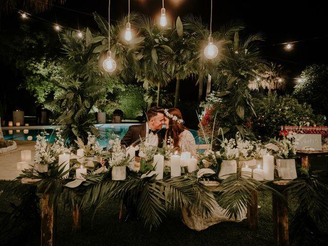 La boda de Pedro y Vanessa en Marbella, Málaga 83