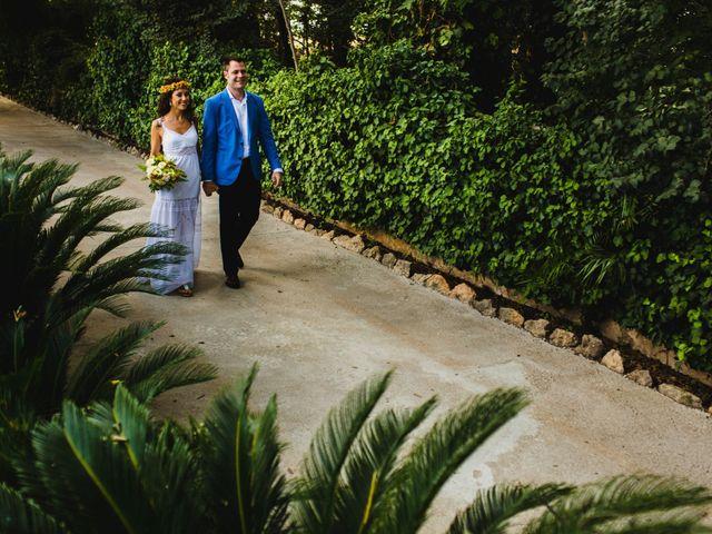La boda de Dani y María en Alginet, Valencia 28