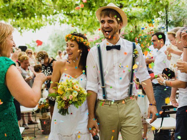 La boda de Dani y María en Alginet, Valencia 49
