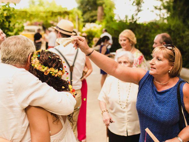 La boda de Dani y María en Alginet, Valencia 50