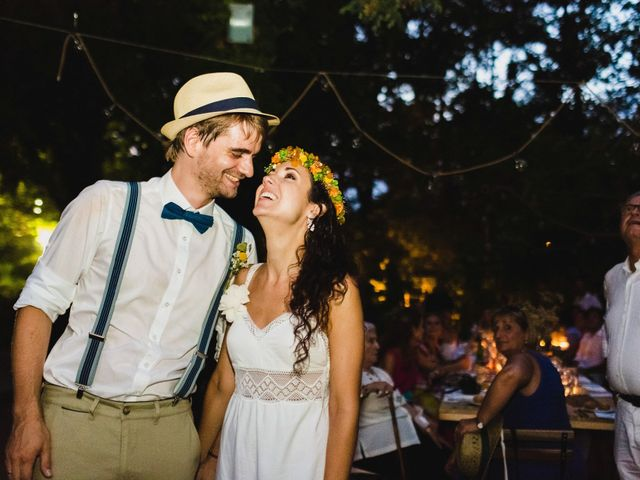 La boda de Dani y María en Alginet, Valencia 59