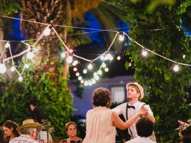 La boda de Dani y María en Alginet, Valencia 61