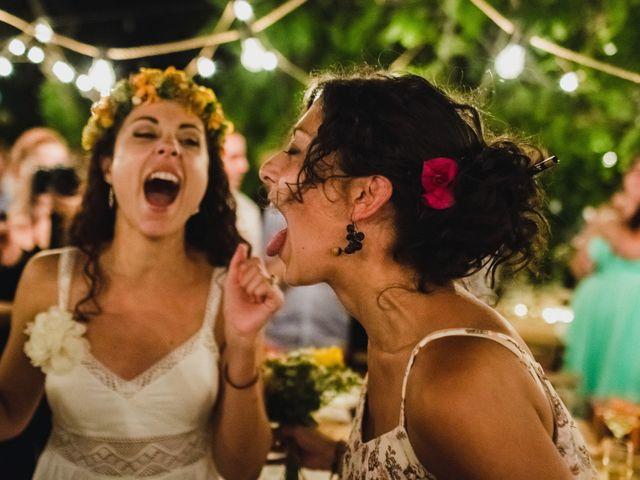 La boda de Dani y María en Alginet, Valencia 76