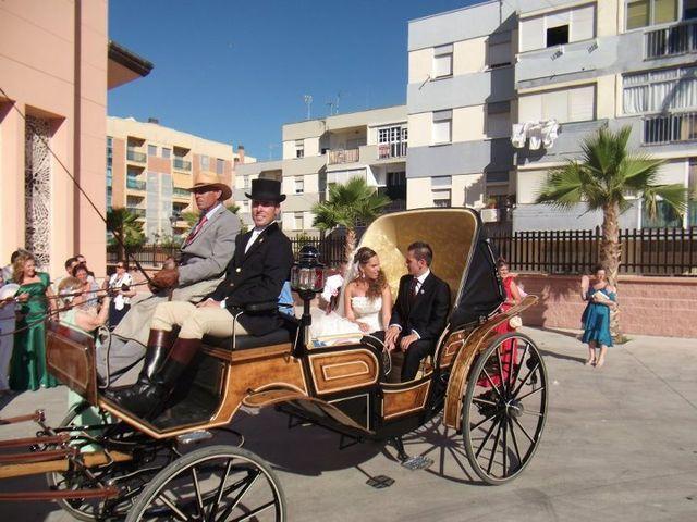 La boda de Ramón y Eli en Estepona, Málaga 6
