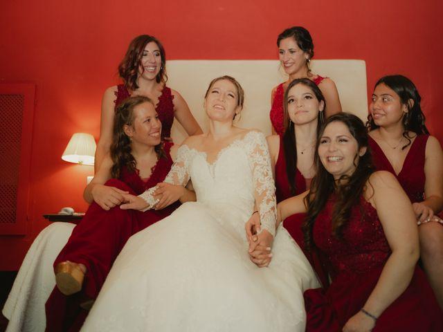 La boda de Oriol y Agostina en Torroella De Montgri, Girona 3