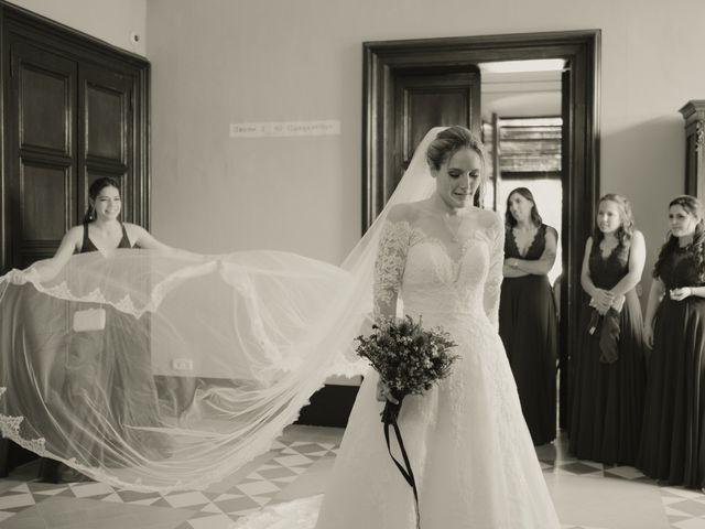 La boda de Oriol y Agostina en Torroella De Montgri, Girona 6