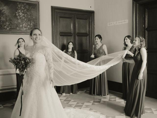 La boda de Oriol y Agostina en Torroella De Montgri, Girona 7