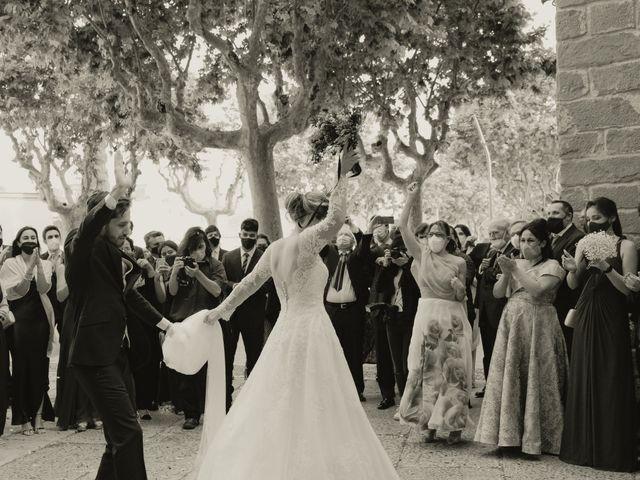 La boda de Oriol y Agostina en Torroella De Montgri, Girona 11