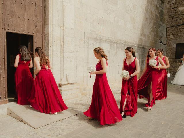 La boda de Oriol y Agostina en Torroella De Montgri, Girona 13
