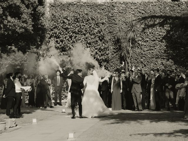 La boda de Oriol y Agostina en Torroella De Montgri, Girona 22