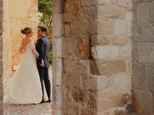 La boda de Oriol y Agostina en Torroella De Montgri, Girona 33