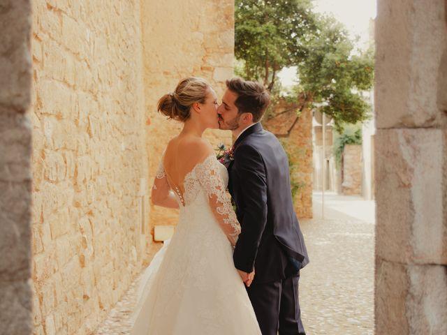 La boda de Agostina y Oriol