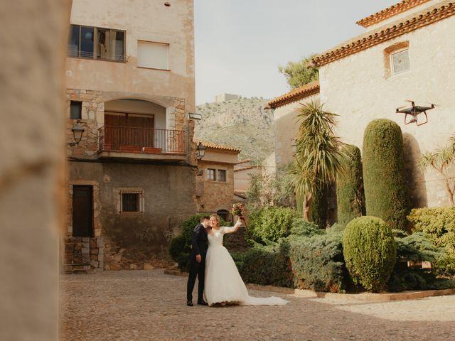 La boda de Oriol y Agostina en Torroella De Montgri, Girona 34