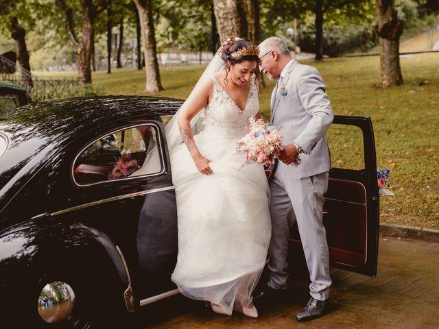 La boda de Oihane y Julieta en Lasarte, Guipúzcoa 41