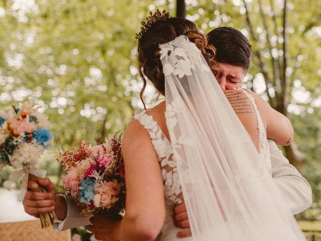 La boda de Oihane y Julieta en Lasarte, Guipúzcoa 47