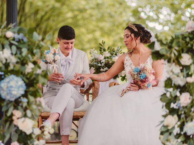 La boda de Oihane y Julieta en Lasarte, Guipúzcoa 48