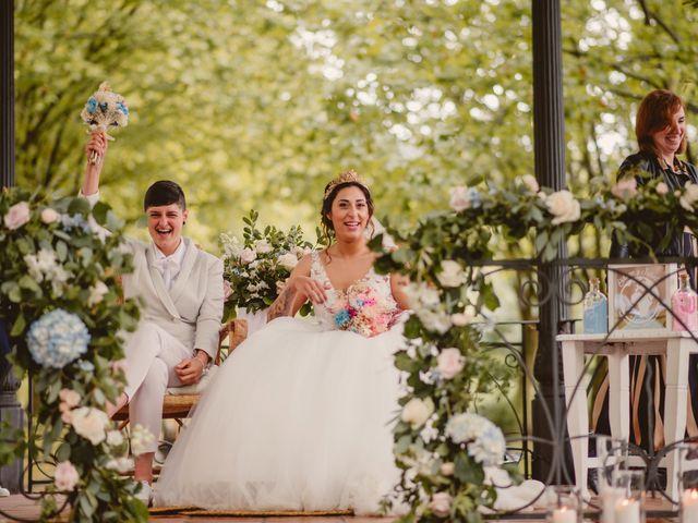 La boda de Oihane y Julieta en Lasarte, Guipúzcoa 49