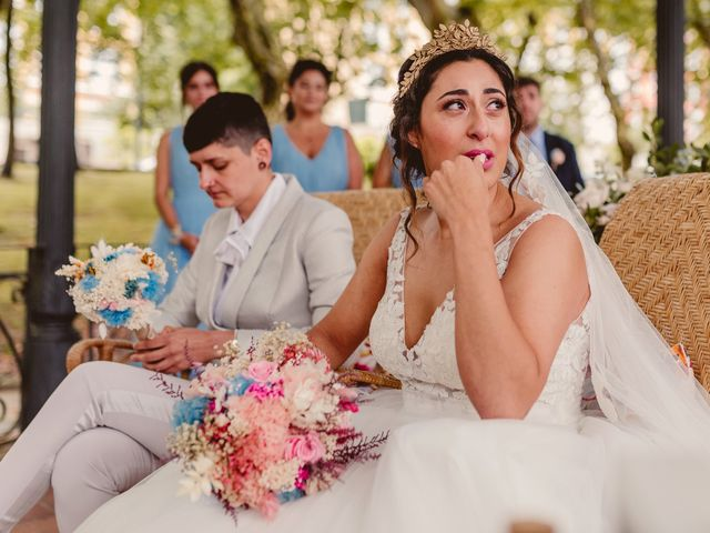 La boda de Oihane y Julieta en Lasarte, Guipúzcoa 51
