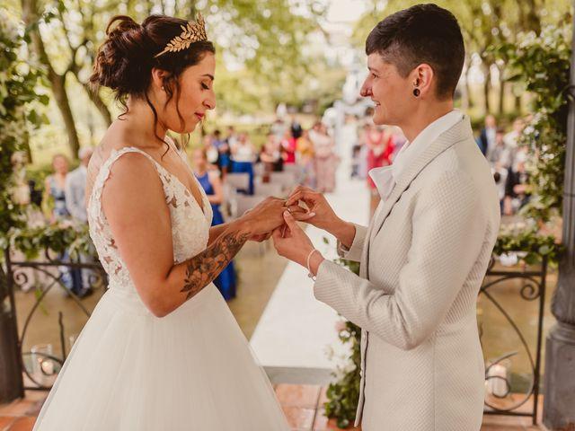 La boda de Julieta y Oihane