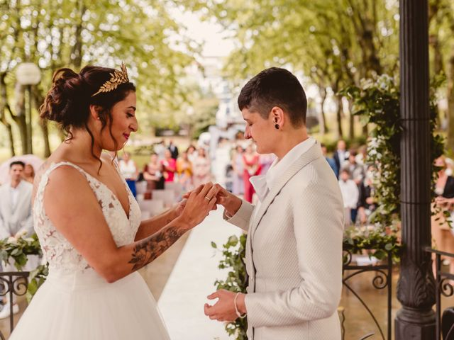 La boda de Oihane y Julieta en Lasarte, Guipúzcoa 55