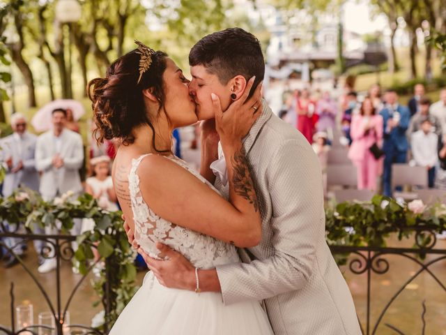 La boda de Oihane y Julieta en Lasarte, Guipúzcoa 57