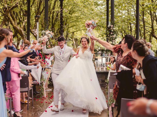 La boda de Oihane y Julieta en Lasarte, Guipúzcoa 59
