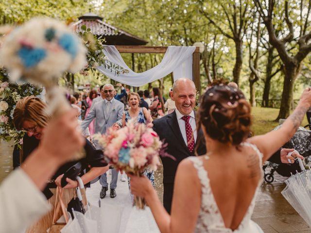 La boda de Oihane y Julieta en Lasarte, Guipúzcoa 61
