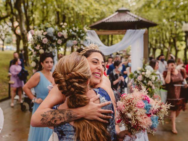 La boda de Oihane y Julieta en Lasarte, Guipúzcoa 62