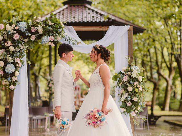 La boda de Oihane y Julieta en Lasarte, Guipúzcoa 64