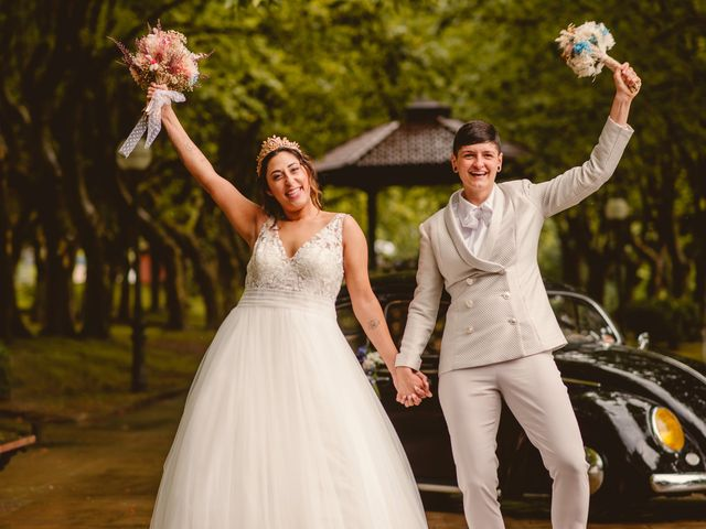 La boda de Oihane y Julieta en Lasarte, Guipúzcoa 66